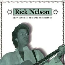 Rick Nelson Stay Young-The Epic Recordings CD NEW SEALED 2011