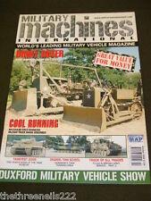 MILITARY MACHINES INT - DENMARK'S OKSBOEL TANK SCHOOL - OCT 2006