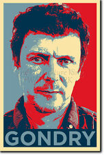 MICHEL GONDRY ART PHOTO PRINT (OBAMA HOPE PARODY) POSTER GIFT DIRECTOR
