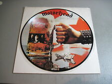 Motorhead-Beer Drinkers-LP Picture Disc 1983 Made in France