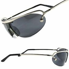 Unique Rimless Motorcycle Riding Biker Cycling Outdoor Wrap Sport Sunglasses