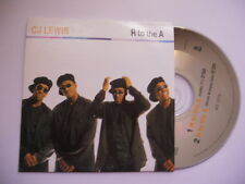 CJ Lewis / R to the A - cd single