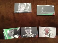 "New 5 Infinite Collection Cards, 3.375"" by 2"", Kpop"