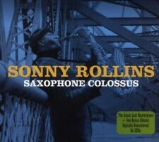 Saxophone Colossus [Sonny Rollins] [2 discs] New CD