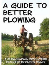 A Guide to Better Plowing