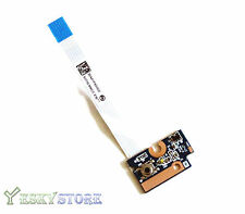 NEW HP G62 Compaq CQ62 G56 Power Button Board 4EAX1PB0000 DA0AX1PB6E0 595204-001