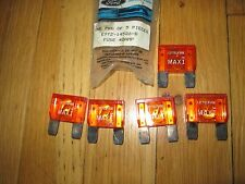 NOS 1989 1990 1991 FORD F250 F350 40 AMP FUSES  - 5