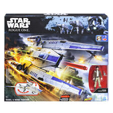 STAR WARS ROGUE ONE REBEL U-WING FIGHTER / HASBRO 2016