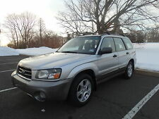 Subaru: Forester 4dr 2.5 XS M