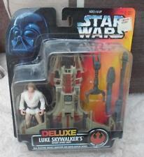 KENNER TOYS STAR WARS Luke Deluxe  Power of force figures 1998