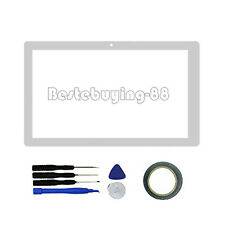 New White Touch Screen Digitizer For Hipstreet Phoenix HS-10DTB12A 10.1'' Tablet