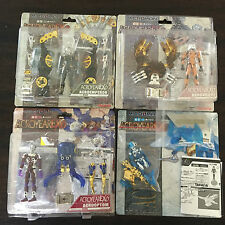 MICROMAN ACROYEAREXO LOT AX-31 &32 /AX-33 & AL-31 /BY TAKARA// FORM ACROWYVERN!!