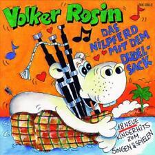 CD NEUWARE -    VOLKER ROSIN - Das Nilpferd mit dem Dudelsack