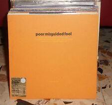 STARSAILOR - POOR MISGUIDED FOOL -PROMOZIONALE -usato cdscardsleave 2002
