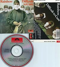 RAINBOW-DIFFICULT TO CURE-1981-W.GERMANY-POLYDOR RECORDS 800 018-2-CD-MINT/VG+