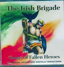 The Irish Brigade Songs Of Fallen Heroes CD NEW