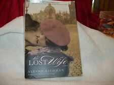 The Lost Wife by Alyson Richman 2011,  PB Buy 3 Books get 1 FREE