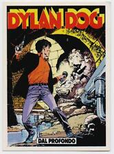 STICKER DYLAN DOG copertina n. 20 dal profondo official stickers collection
