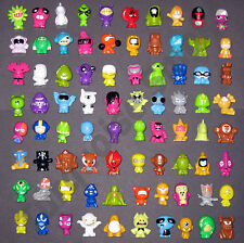 All 80 Gogos Crazy Bones Original Series 1 - Complete Set