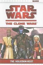 The Holocron Heist (Star Wars: The Clone Wars), Rob Valois, 0448452464, Book, Go