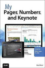 My Pages, Numbers, and Keynote (for Mac and iOS), Brad Miser