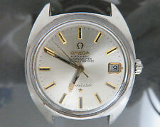 Authentic OMEGA Constellation Automatic Chronometer Mens Wrist Watch 24J 168.017