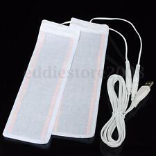 6*20CM Warm Feet Warmer Pair of 5V USB Electric Heating Element Film Heater Pads