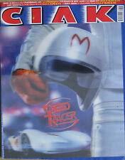 CIAK 5 2008 Speed Racer Colin Farrell James Stewart Charlton Heston Sex and City