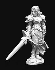 Alaine Female Paladin 02725 - Dark Heaven Legends Reaper Miniatures D&D Wargames