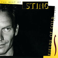 Fields of Gold: Best of Sting, CD 1994, Englishman in NY, Cowboy Song, This Time