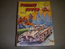 BD Pt Format JOHNNY SPEED n° 13 1965 Editions AREDIT ARTIMA