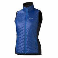 Marmot Womens Polartec Variant Vest #83910Blue SZ Medium