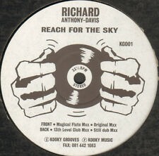 Richard Anthony Davis - Reach For The Sky - 1992 - Kooky Grooves - KG001 - Uk