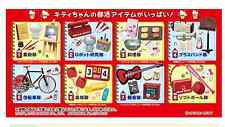 Re-ment Hello Kitty Club Activities Full set of 8/miniature