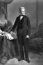"""New 5x7 Photo: 7th United States President Andrew Jackson, """"Old Hickory"""""""