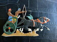 Plats d'étain - Zinnfiguren - Chariot égyptien n° 5