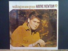 WAYNE NEWTON  Walking On The New Grass  LP   Lovely copy !!