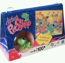 NEW Littlest Pet Shop 70 piece Puzzle with exclusive pet (tree frog) by Hasbro