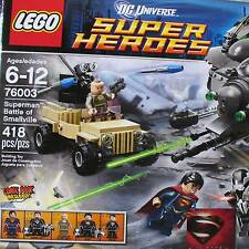 LEGO Superheroes Superman Battle of Smallville [76003]  * NEW Free Shipping *