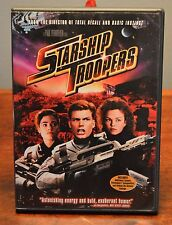 Starship Troopers DVD Casper Van Dien Dina Meyer Denise Richards