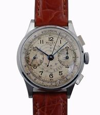 Vintage 1937 Authentic Rolex Chronograph Reference 2508 Original Dial men Watch