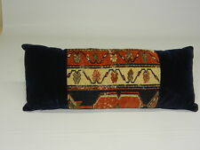19th Century Serapi Carpet Long Pillow