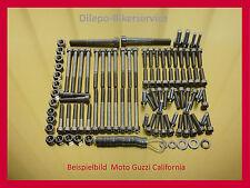 Moto Guzzi California / Le Mans Edelstahl Schrauben Motorschrauben Schraubensatz