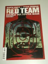 RED TEAM DOUBLE TAP CENTRE MASS #2 DYNAMITE COMICS NM (9.4)