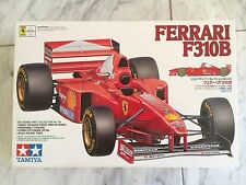 1/20 Ferrari F310B F1 By Tamiya With Original Decals
