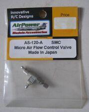 AirPower Micro Air Flow Control Valve AS-120-A