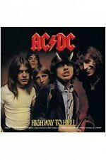 AC/DC highway to hell 2009 square VINYL STICKER official merchandise AC-DC ACDC