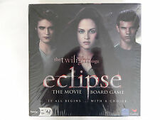 TWILIGHT MOVIE ECLIPSE BOARD GAME NEW