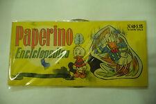 """PAPERINO """"STRISCIA Nr 49"""" ENCICLOPEDICO"""" SPILLATO Disney 1949 A2"""