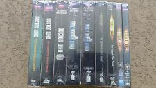 DOCTOR WHO Complete Seasons 1-9 DVD set season 1 2 3 4 5 6 7 8 9 bundle NEW
